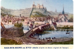 Bar-Sur-Seine_Bar-sur-seine-au-XVII