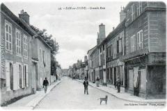 Bar-Sur-Seine_Grande-rue