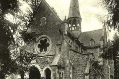 BAR-sur-SEINE-La-Chapelle-Notre-Dame-du-Chene-en-1918