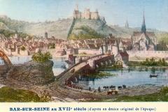 Bar-sur-seine-au-XVII