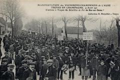 Révolte des vignerons 1911-10
